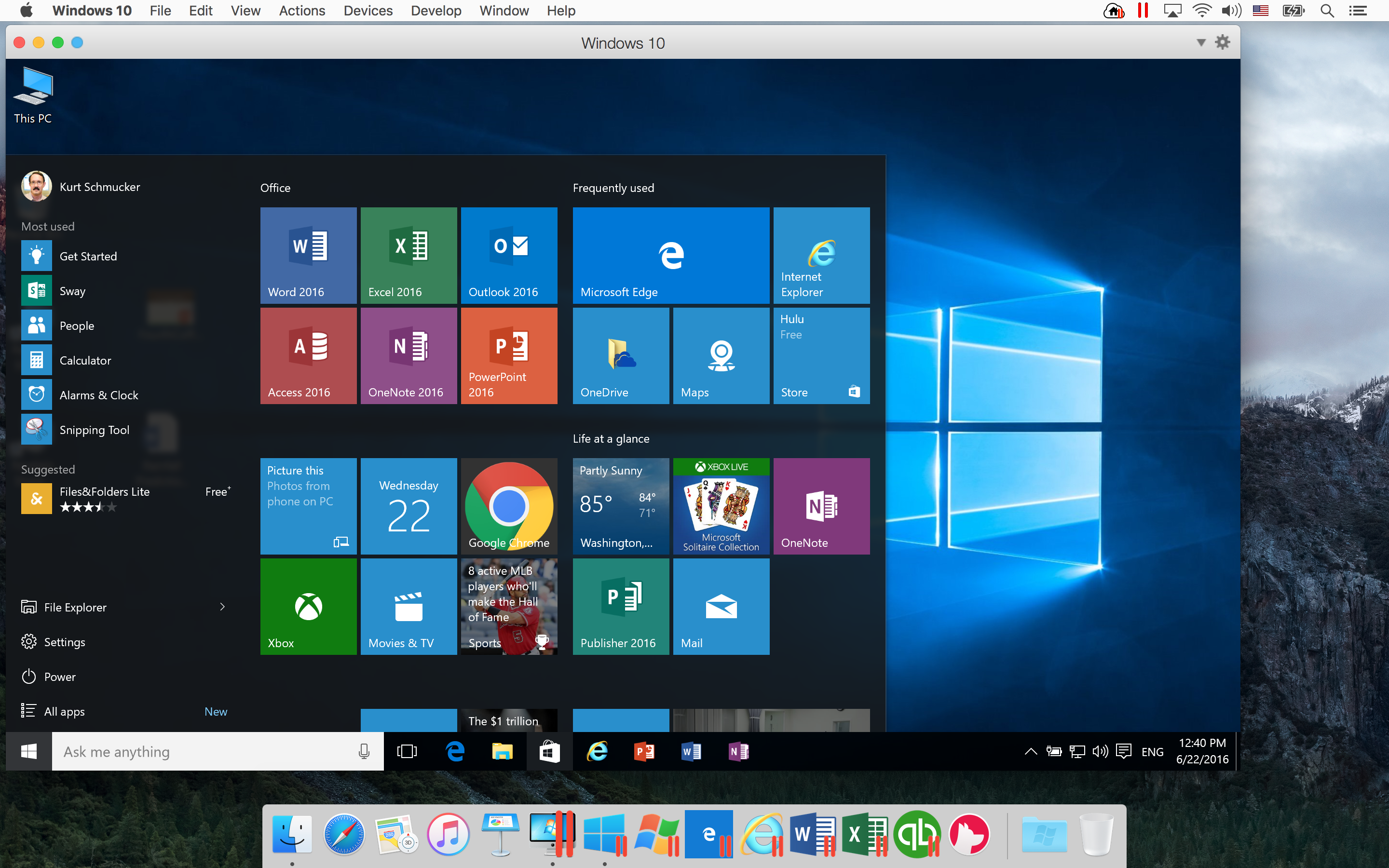 Parallels Desktop 12 - Software para Apple Mac: Parallels: Amazon.es ...
