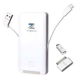 powerbank, zuriapro, batería externa, batería portátil, cargador, power bank, batería, universal