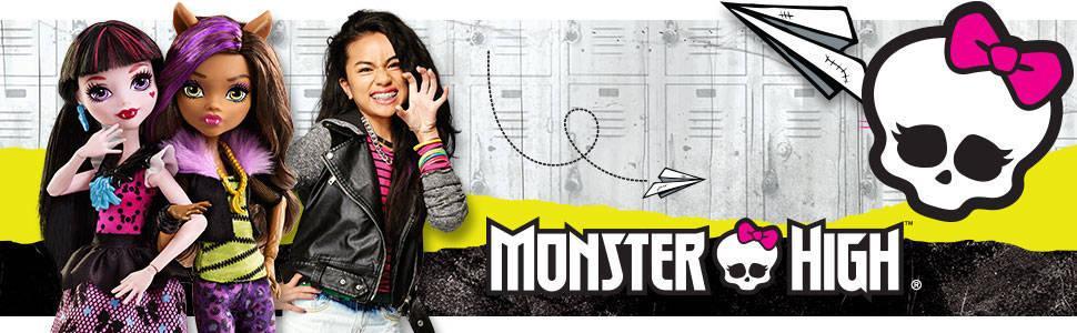 Monster High - Clawdeen wolf (Mattel DNX19)