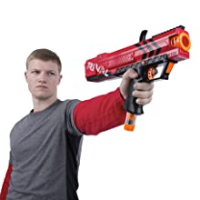 Nerf - Rival Apollo Xv 700 Red (Hasbro B1618SC3): Amazon