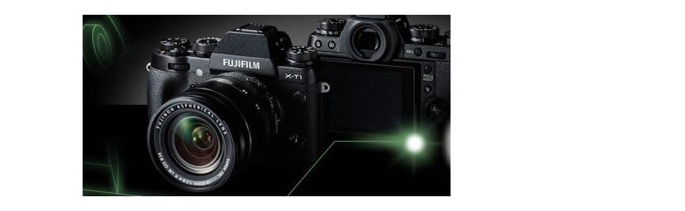 Fujifilm X-T1 - Cámara EVIL de 16.3 MP (pantalla 3