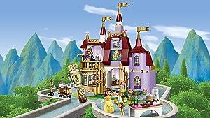 LEGO Princesas Disney - Castillo encantado de Bella
