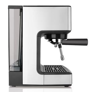 Mini Moka CM 1866 999.313 Cafetera, 1250 W, 6.34013 cups, 0 Decibeles, Acero inoxidable, Plateado