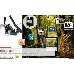 BH Fitness Pixel Dual H495U - Bicicleta Estática: Amazon