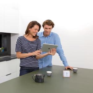 Una media de 37% de energía menos para calentar tu casa*