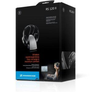 Los auriculares inalámbricos RS 120 RF ofrecen un rendimiento y valor excepcional. Se basan en décadas de experiencia en ingeniería de Sennheiser para ...