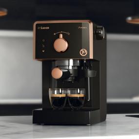 Saeco Poemia Focus HD8425/21 - Máquina de café espresso manual ...
