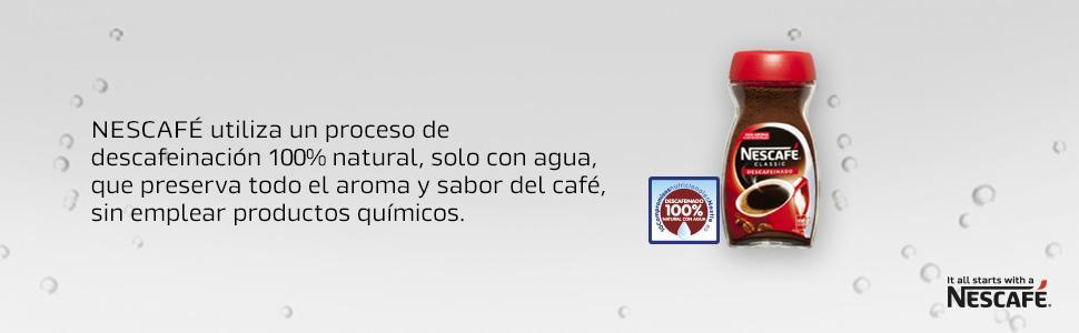 Nescafé, Café, Café soluble, Descafeinación, Descafeinización, Descafeinado, Cafe, Nescafe