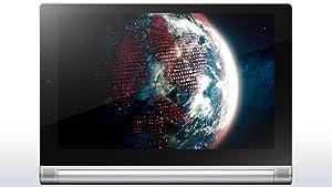 Lenovo Yoga Tablet 2 - Tablet de 10.1 (WiFi + Bluetooth, 16 GB, 2 GB RAM, Android), Plateado