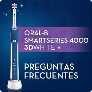 Oral-B Smart Series 4000 Cepillo de Dientes Eléctrico con Tecnología ... c7c872bc815f