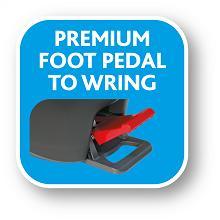 pedal premium en vileda turbo