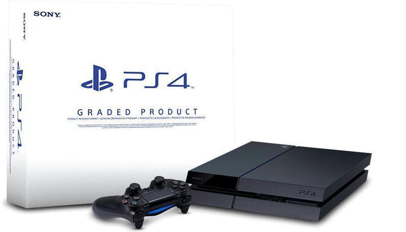 PS4 reacondicionada + Dual Shock 4 Negro: Amazon.es: Videojuegos
