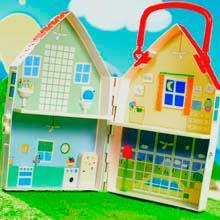 Peppa Pig - La casa de vacaciones, color amarillo: Amazon.es: Juguetes y juegos