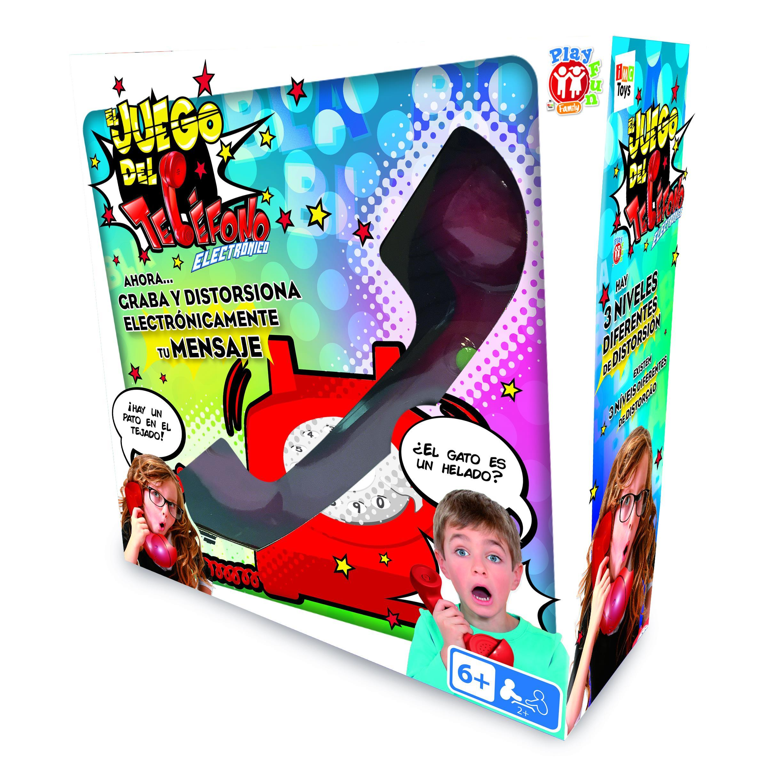 Imc Toys Juego De Telefono 95168 Amazon Es Juguetes Y Juegos