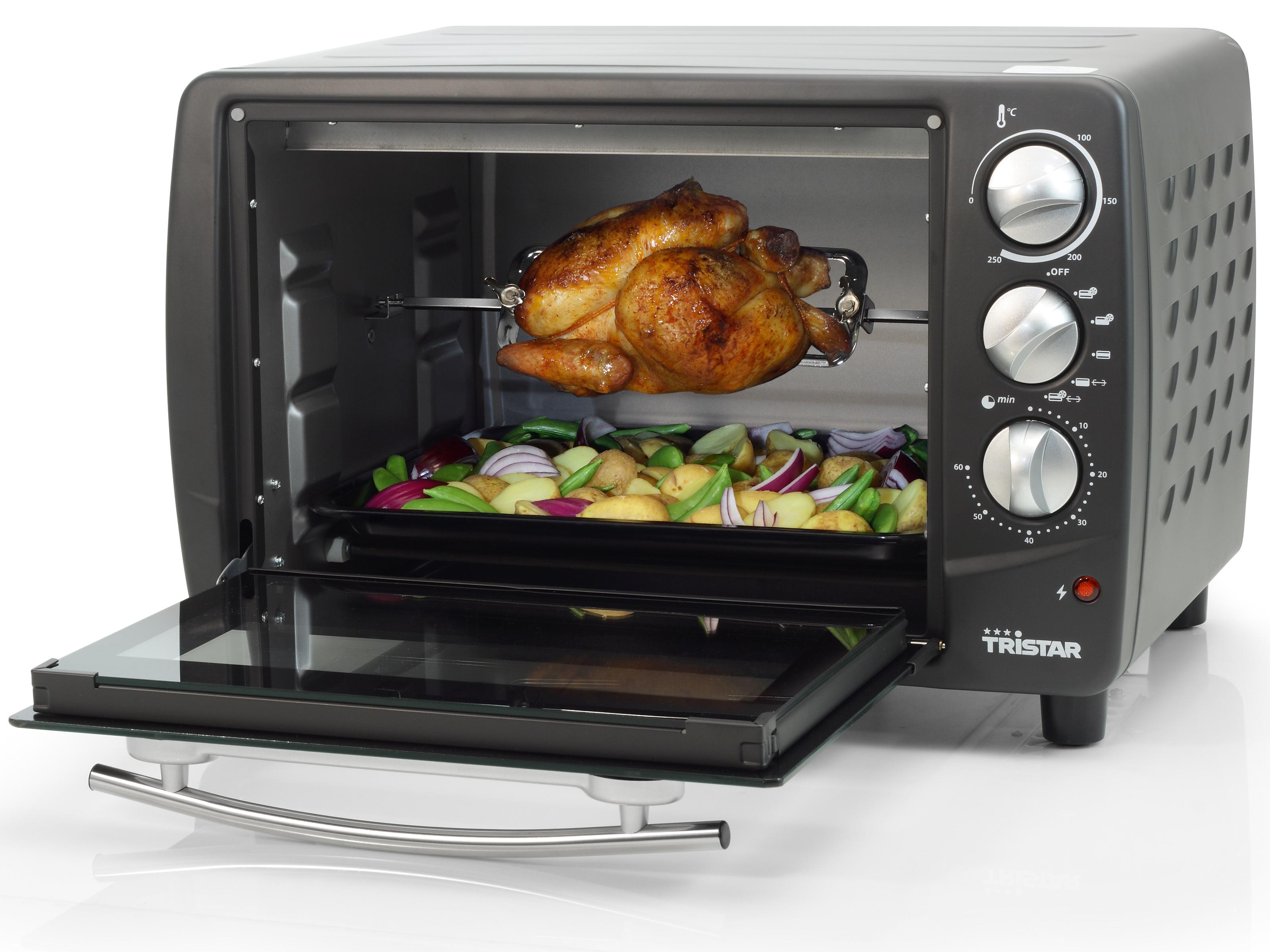 Recetas para horno de conveccion