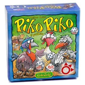 Zoch - Piko Piko, el gusanito, Juego de Mesa, Juego de Mesa en ...