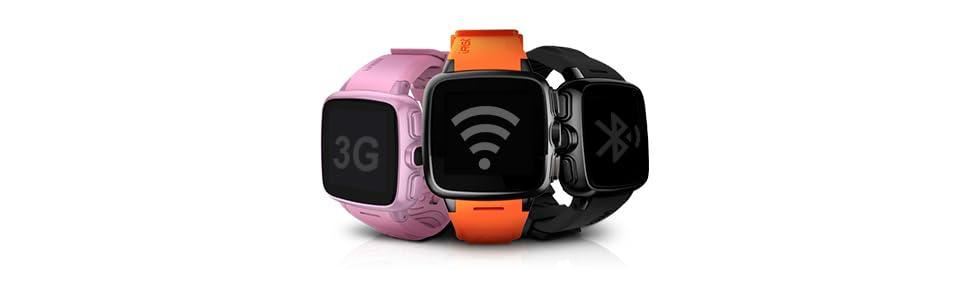 Intex IRist - Smartwatch con Android (1.56