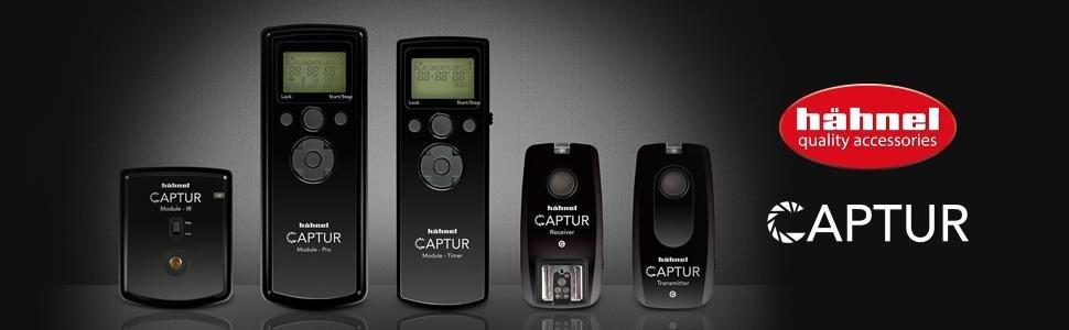 Hahnel 1000 710.7 - Receptor Remoto (para Nikon): Amazon.es ...