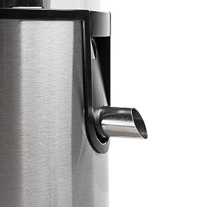 Exprimidor Tristar SC-2284 – Carcasa de acero inoxidable – Sistema ...
