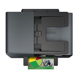 HP Officejet Pro 8610 - Impresora multifunción de tinta - B/N 13 PPM, color 11 PPM, negro: Amazon.es: Informática