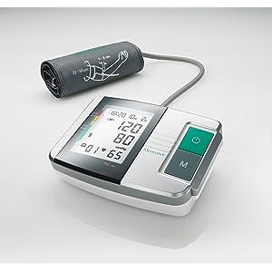 medisana MTS tensiómetro de brazo sin cable, pantalla de ...