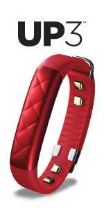 física pulsera monitor monturas cardíaco salud tracker actividad sueño Jawbone UP UP2 UP3 Move