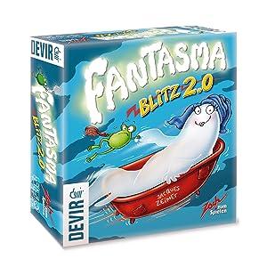 Devir - Fantasma Blitz 2.0, Juego de Mesa (BGBLITZ2): Amazon.es: Juguetes y juegos