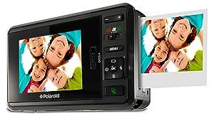 Polaroid Z2300B - Cámara con impresión instantánea (10 MP ...