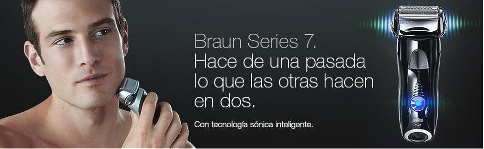Braun Series 7 720 s-6 - Afeitadora eléctrica: BRAUN: Amazon.es ...