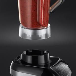 Russell Hobbs 22260-56 - Batidora de vaso, 1000 W, 5 programas ...