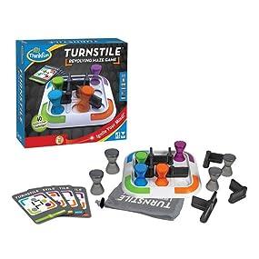 Juego de lógica, juego de mesa, acertijo, puzle, resolver reto, darle al coco, visión espacial,