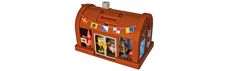 Simba Smoby Spongebob - Crusty Crab Playset (Simba 9498844