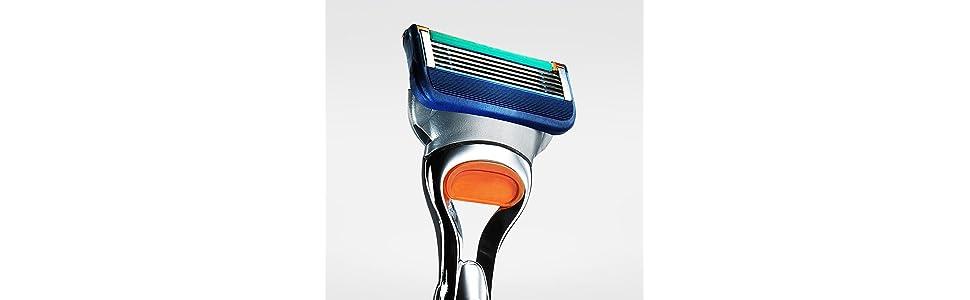 Gillette Fusion Recambio de Maquinilla de Afeitar para Hombre 8 ...