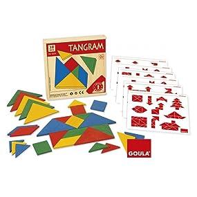 Diset- Tangram (76511): Amazon.es: Juguetes y juegos