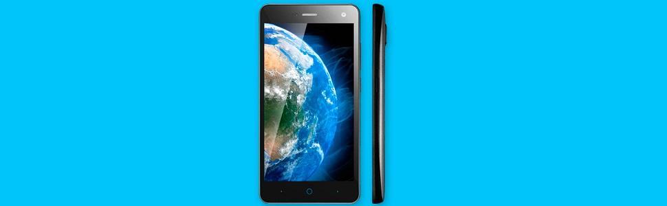 ZTE Blade L3 Plus - Smartphone de 5