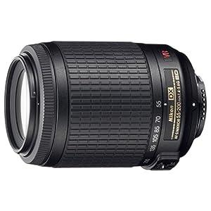 Nikon AF-S DX VR 55-200mm F4-5.6 G: Amazon.es: Electrónica