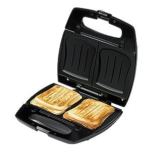 sandwichera Breville VST051 abierta