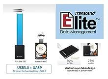 Transcend TS256GESD400K - Disco Duro Externo de 256 GB: Amazon.es ...