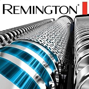 Remington Smart Edge Pro - Afeitadora inalámbrica, tecnologías ...