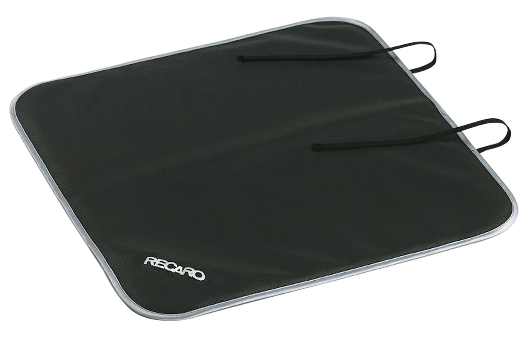 Recaro 34002090000 protector de tapicer a color negro beb - Protector coche silla bebe ...