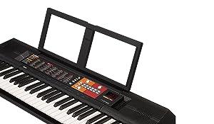 Yamaha PSR-F51 - Teclado digital portátil para principiantes o ...