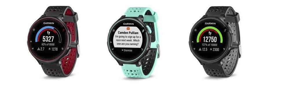 Garmin Forerunner 235 - Reloj con Correa de plástico, Unisex ...