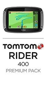 TomTom Rider - Navegador GPS: Amazon.es: Electrónica