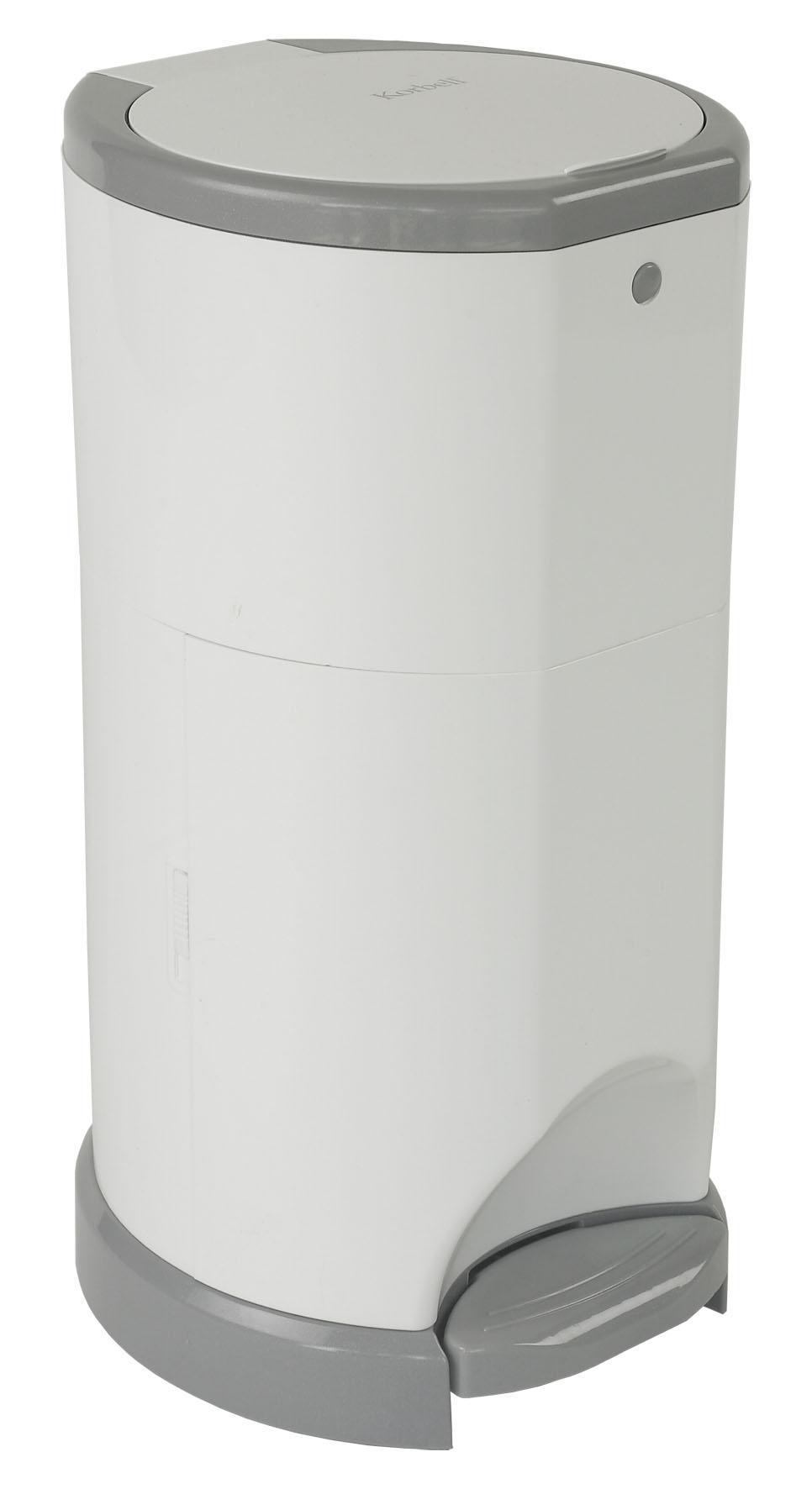 Korbell M250DS - Contenedor de pañales (color blanco)