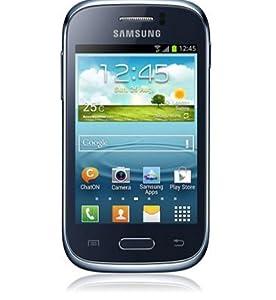 Samsung Galaxy Young (S6310) - Smartphone libre Android (pantalla ...