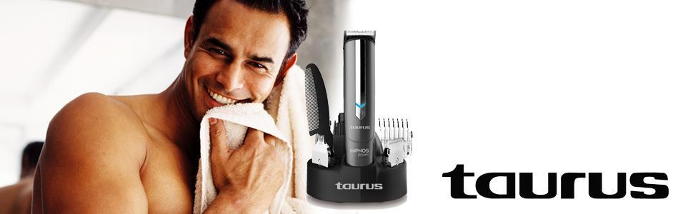Taurus - Barbero Hipnosplus, Para Nariz, Orejas, Patillas, Nuca Y ...