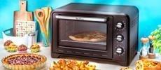 Moulinex Optimo 33L OX4648 ¡Todos tus platos al horno!