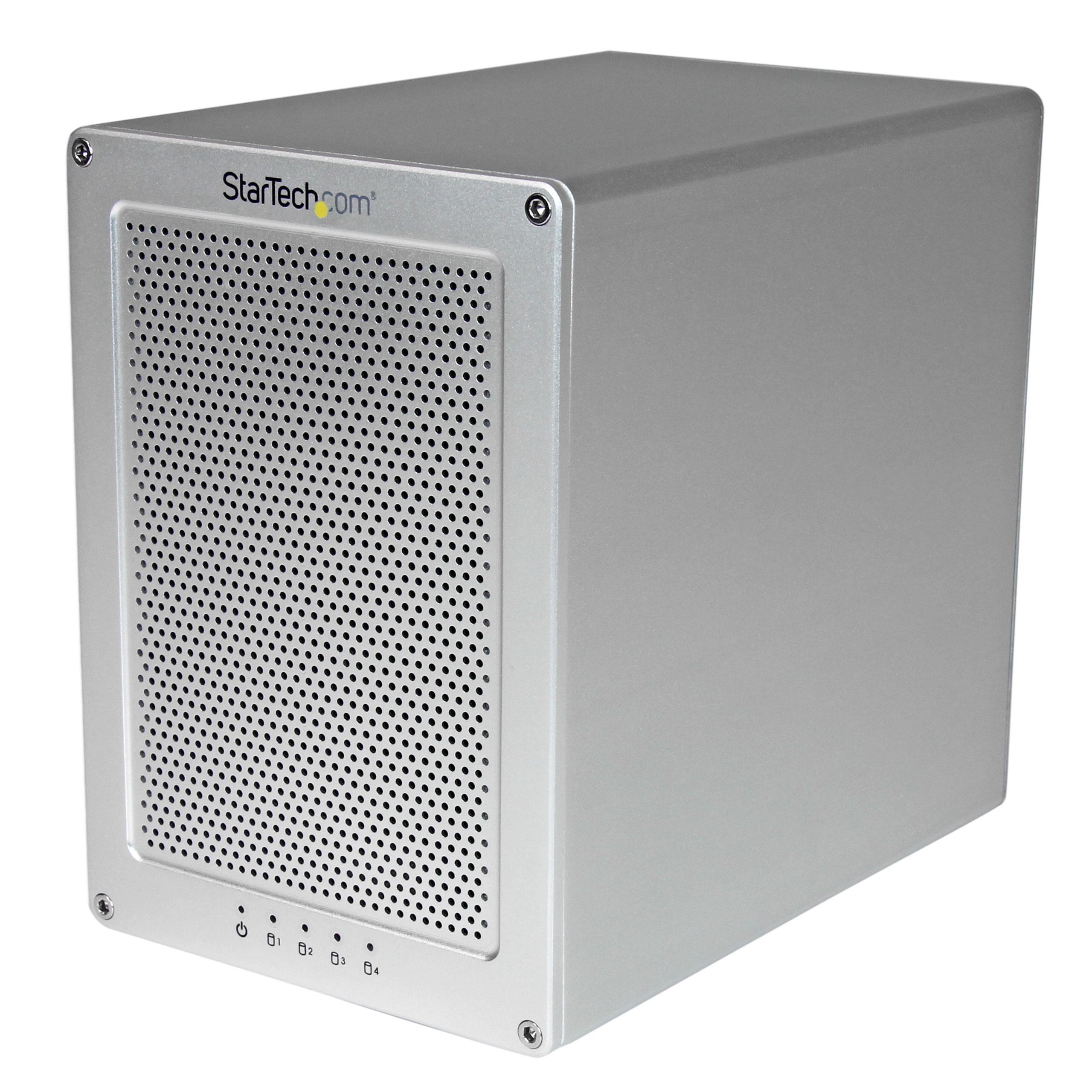 StarTech.com S354SMTB2R recinto de almacenaje - Disco duro ...