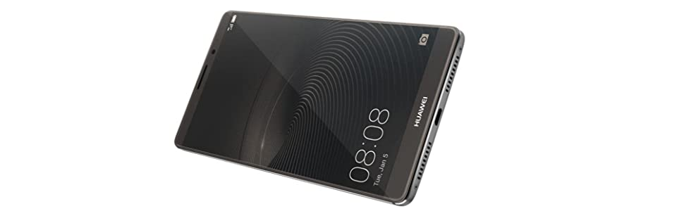 Huawei Mate 8 NXT-L29 - Smartphone de 6 (Bluetooth 4.2, 3 GB de RAM, memoria interna de 32 GB, cámara de 316 MP, Android 6.0), color negro: Amazon.es: Electrónica