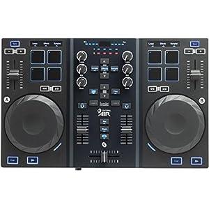 Hercules 4780722 - Controlador de DJ, color negro: Amazon.es ...